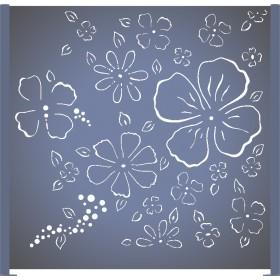 Panneau décor Florale