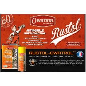 FIXATEUR CORTEN RUSTOL-OWATROL