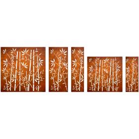 Treillis Bambou