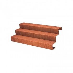Escalier - 3 marches