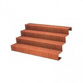 Escalier - 4 marches