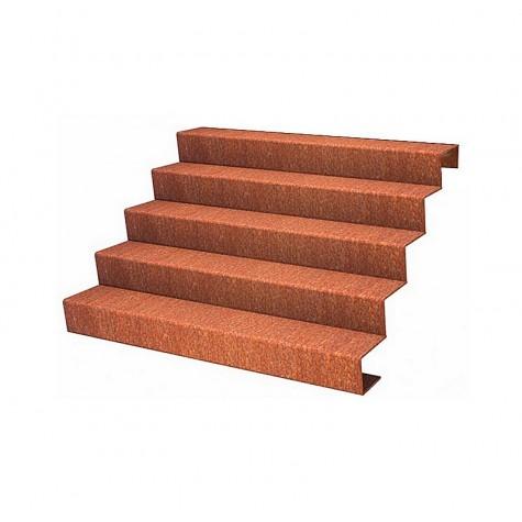 Escalier - 5 marches