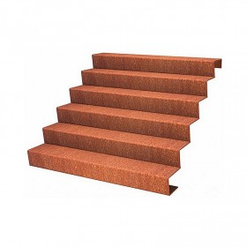 Escalier - 6 marches