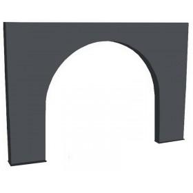 Murs type arche